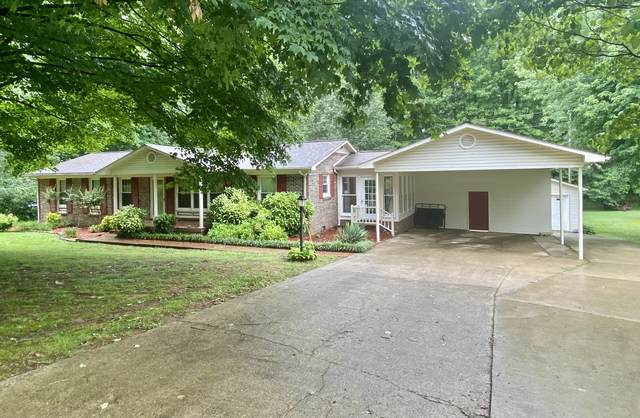 20 Lancer Dr, Fayetteville, TN 37334 (MLS #RTC2262076) :: The Miles Team | Compass Tennesee, LLC