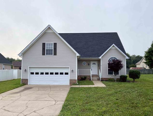 284 Ballygar Court, Clarksville, TN 37043 (MLS #RTC2262085) :: Your Perfect Property Team powered by Clarksville.com Realty