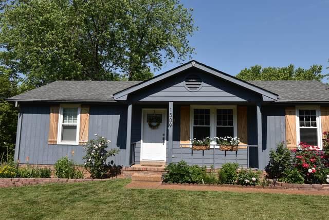 1509 Fall Dr, Nashville, TN 37207 (MLS #RTC2262096) :: Village Real Estate