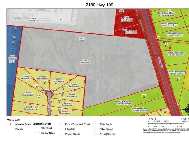 2180 Highway 109 N, Lebanon, TN 37090 (MLS #RTC2262119) :: Village Real Estate