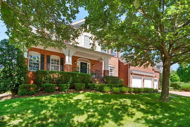 1528 Towne Park Ln, Franklin, TN 37067 (MLS #RTC2262144) :: Ashley Claire Real Estate - Benchmark Realty