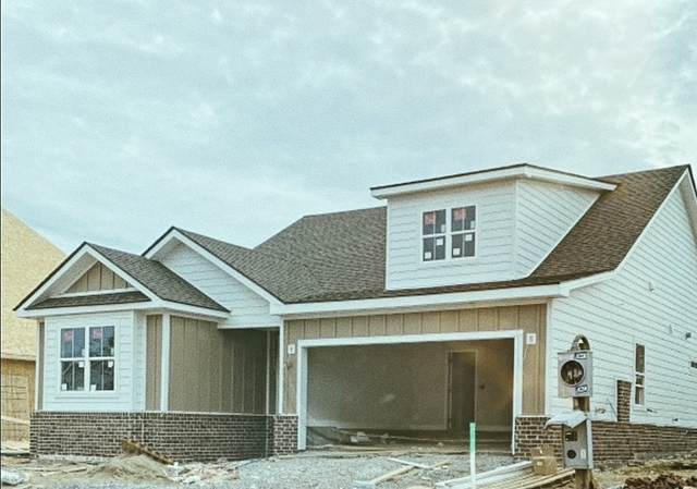 245 Hereford, Clarksville, TN 37043 (MLS #RTC2262211) :: HALO Realty