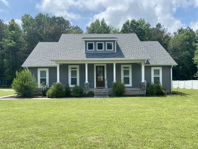 225 Hillcrest Rd, Manchester, TN 37355 (MLS #RTC2262212) :: Maples Realty and Auction Co.