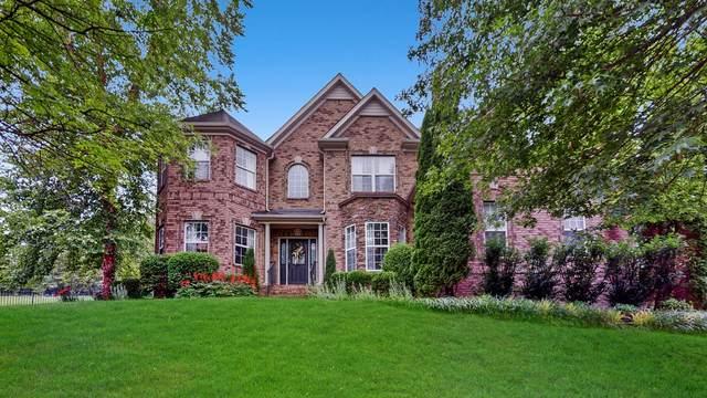 1020 Glessner Dr, Spring Hill, TN 37174 (MLS #RTC2262259) :: Village Real Estate