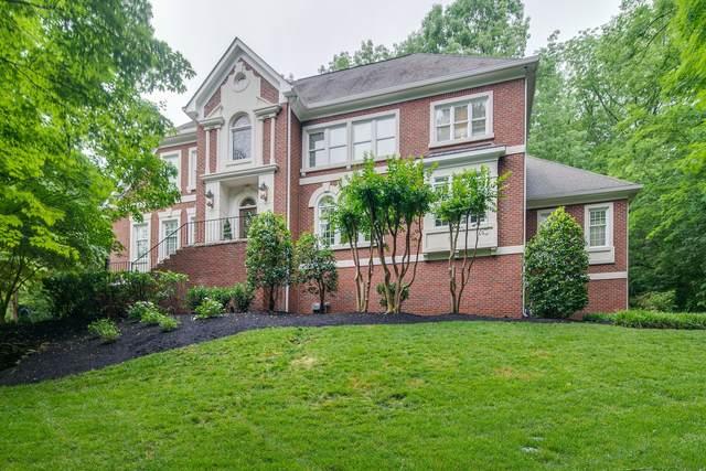 553 Grand Oaks Dr, Brentwood, TN 37027 (MLS #RTC2262284) :: Team Wilson Real Estate Partners