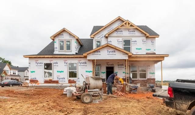 208 Mills Creek, Clarksville, TN 37042 (MLS #RTC2262331) :: Village Real Estate
