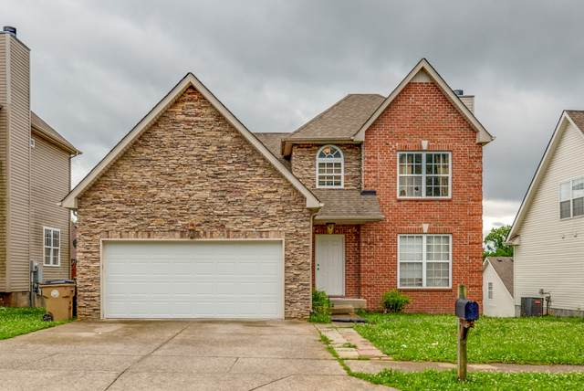 2837 Evergreen Ridge Pt, Nashville, TN 37217 (MLS #RTC2262350) :: Armstrong Real Estate