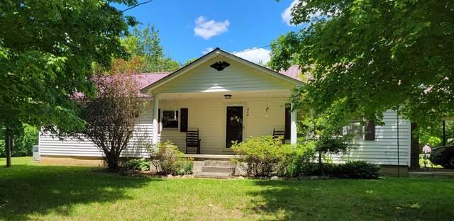 804 Crews Hollow Rd, Manchester, TN 37355 (MLS #RTC2262373) :: Village Real Estate