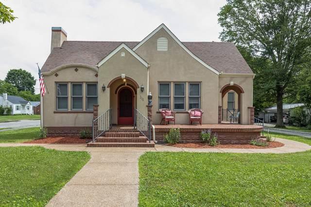 316 Hay Long Avenue, Mount Pleasant, TN 38474 (MLS #RTC2262382) :: Oak Street Group