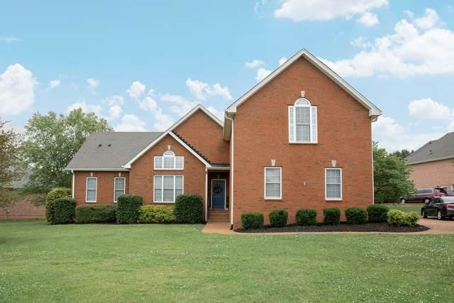101 Lightberry Ln, Hendersonville, TN 37075 (MLS #RTC2262442) :: Ashley Claire Real Estate - Benchmark Realty