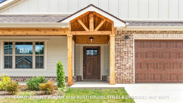 237 Hereford, Clarksville, TN 37043 (MLS #RTC2262455) :: The Kelton Group