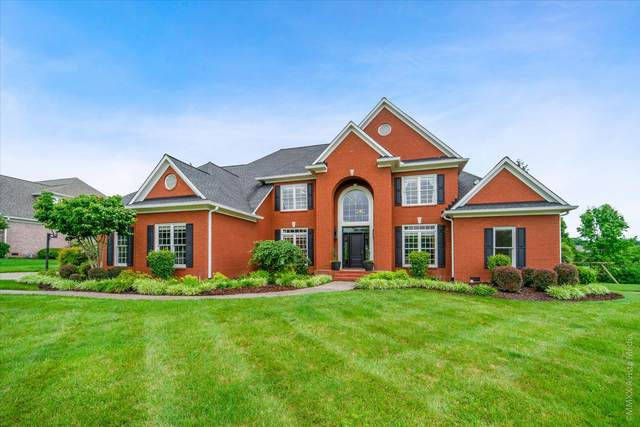 9131 Concord Hunt Cir, Brentwood, TN 37027 (MLS #RTC2262482) :: FYKES Realty Group