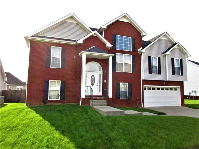 1012 Chardea Dr, Clarksville, TN 37040 (MLS #RTC2262495) :: The Helton Real Estate Group