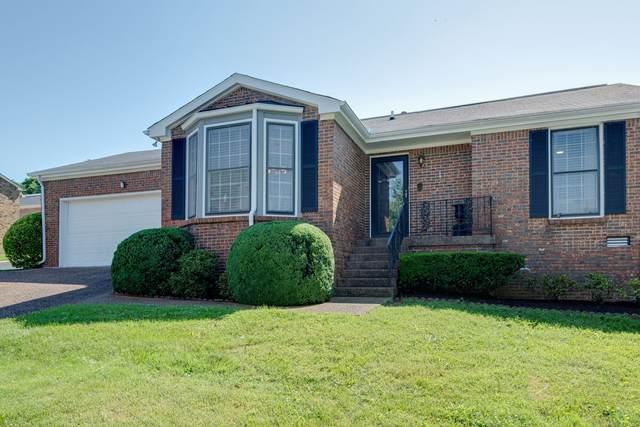 1624 Vineland Dr, Brentwood, TN 37027 (MLS #RTC2262500) :: Ashley Claire Real Estate - Benchmark Realty