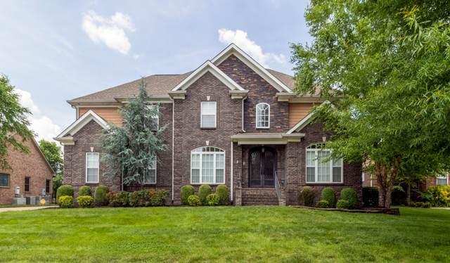2484 Settlers Trce, Clarksville, TN 37043 (MLS #RTC2262524) :: Village Real Estate