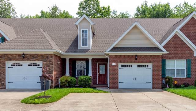 213 Hillcrest Dr, Clarksville, TN 37043 (MLS #RTC2262528) :: The Miles Team   Compass Tennesee, LLC