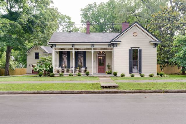 345 4th Ave S, Franklin, TN 37064 (MLS #RTC2262545) :: DeSelms Real Estate