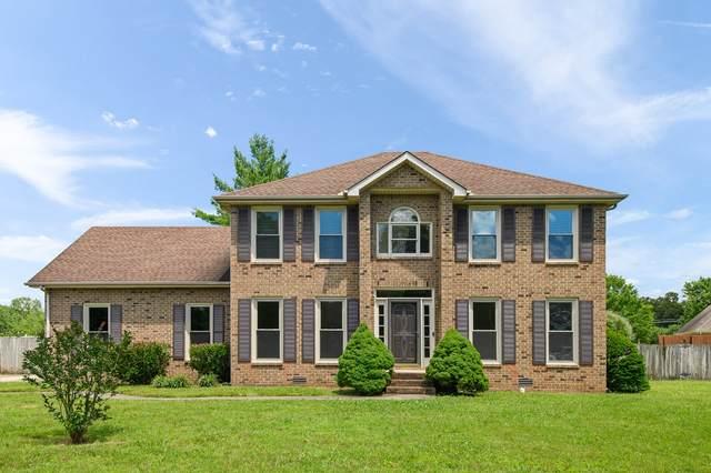 1706 Pennington Dr, Murfreesboro, TN 37129 (MLS #RTC2262560) :: John Jones Real Estate LLC