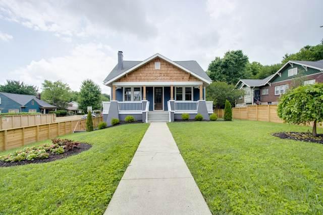 402 N 16th St, Nashville, TN 37206 (MLS #RTC2262590) :: Fridrich & Clark Realty, LLC
