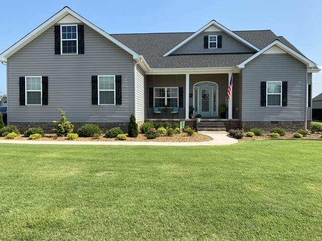 102 Tanya Ter, Winchester, TN 37398 (MLS #RTC2262594) :: Village Real Estate