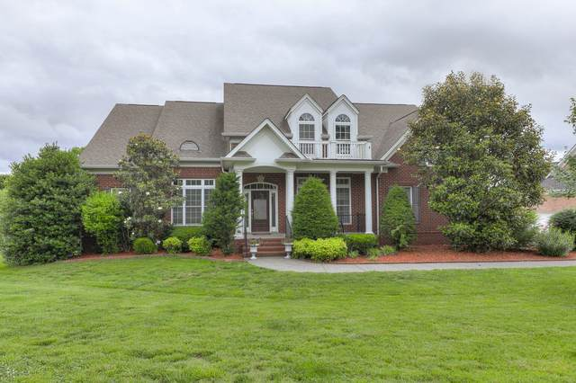 2510 Benington Pl, Nolensville, TN 37135 (MLS #RTC2262628) :: Berkshire Hathaway HomeServices Woodmont Realty