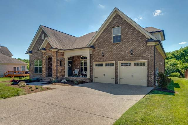 9164 Macauley Ln, Nolensville, TN 37135 (MLS #RTC2262633) :: Ashley Claire Real Estate - Benchmark Realty