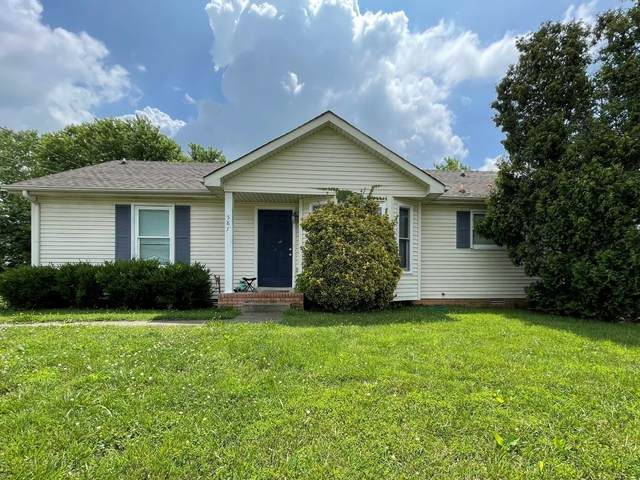 587 Joshua Dr, Clarksville, TN 37042 (MLS #RTC2262635) :: Village Real Estate