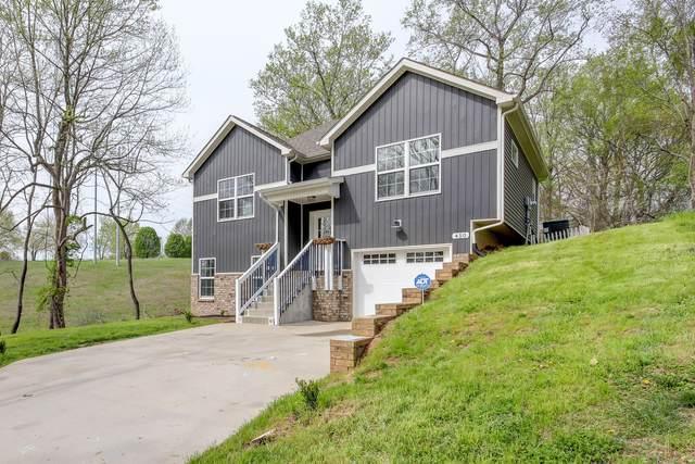 450 Galvin Drive, Clarksville, TN 37042 (MLS #RTC2262663) :: The Kelton Group