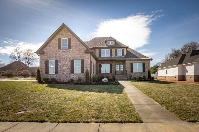 612 Chrisview Ct., Murfreesboro, TN 37130 (MLS #RTC2262721) :: Village Real Estate