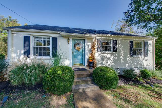 5536 Oakmont Cir, Nashville, TN 37209 (MLS #RTC2262729) :: Berkshire Hathaway HomeServices Woodmont Realty