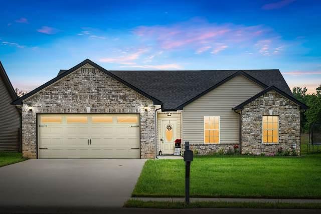 602 Hollow Crest, Clarksville, TN 37042 (MLS #RTC2262793) :: Oak Street Group