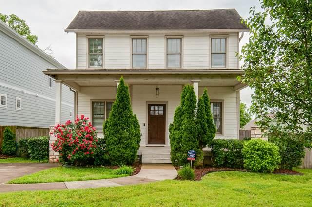 4707 Illinois Ave, Nashville, TN 37209 (MLS #RTC2262794) :: John Jones Real Estate LLC