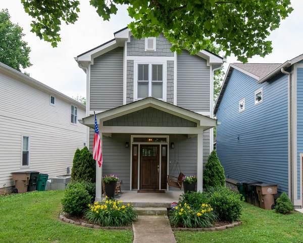 719B Skyview Dr, Nashville, TN 37206 (MLS #RTC2262832) :: Village Real Estate
