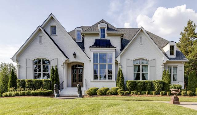 1222 Old Hickory Blvd, Brentwood, TN 37027 (MLS #RTC2262859) :: FYKES Realty Group