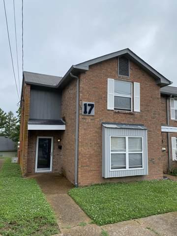 5510 Country Dr #106, Nashville, TN 37211 (MLS #RTC2262862) :: Village Real Estate