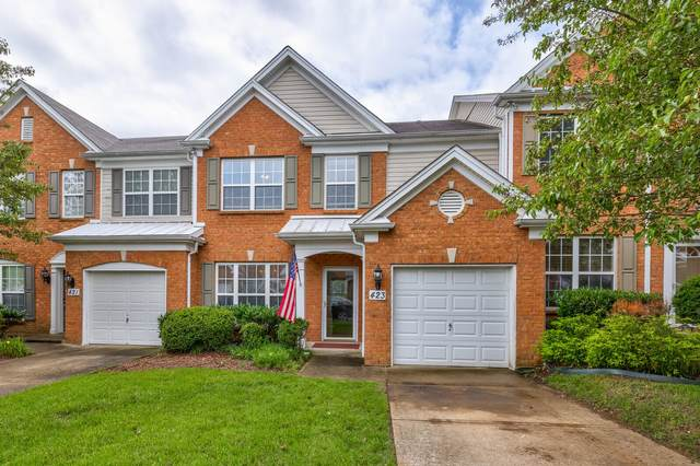 423 Old Towne Dr N, Brentwood, TN 37027 (MLS #RTC2262889) :: RE/MAX Fine Homes