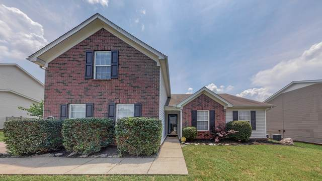 1711 Ginger Way, Spring Hill, TN 37174 (MLS #RTC2262914) :: HALO Realty