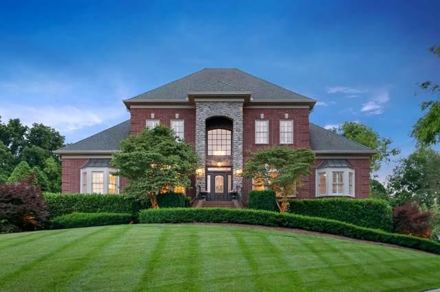 5173 Remington Dr, Brentwood, TN 37027 (MLS #RTC2262958) :: John Jones Real Estate LLC