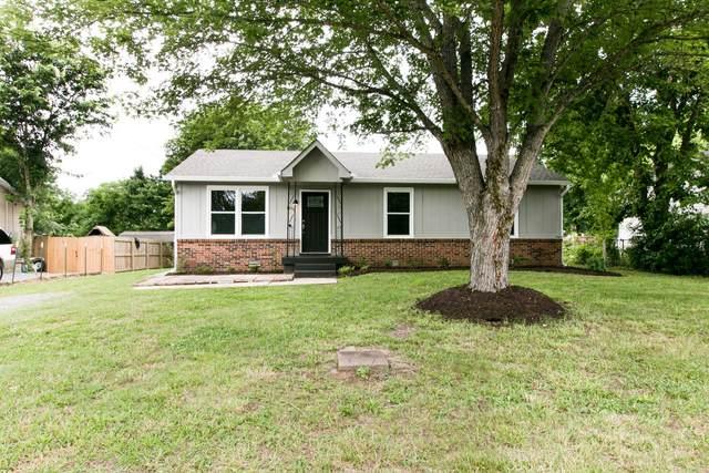 1490 Craig Dr, Clarksville, TN 37042 (MLS #RTC2262988) :: The Godfrey Group, LLC