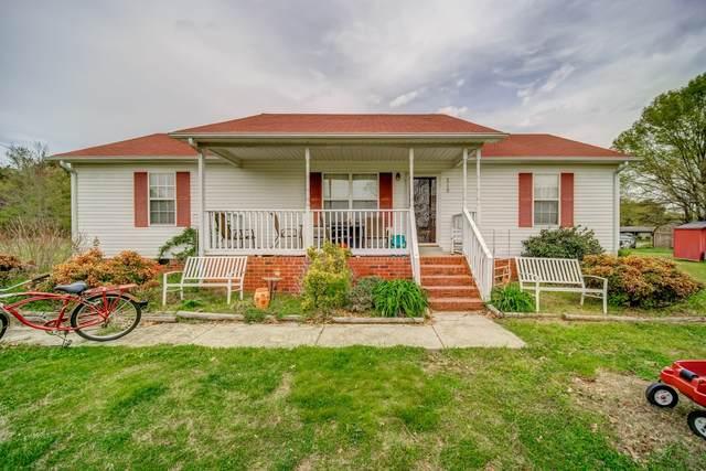 510 Old Columbia Rd, Unionville, TN 37180 (MLS #RTC2263010) :: Christian Black Team