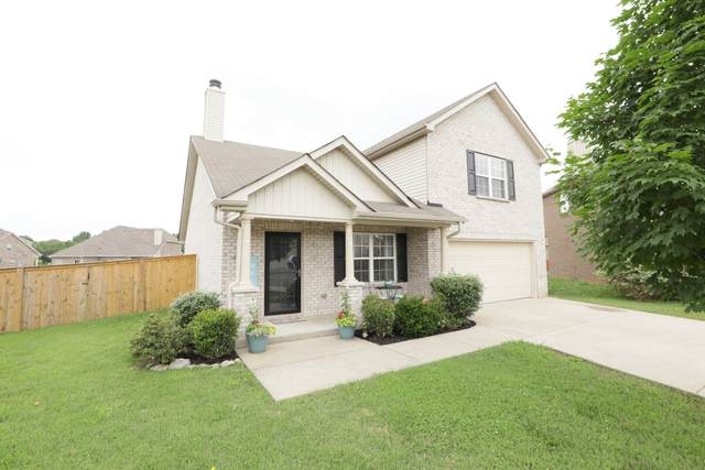 329 Birchclay Pt N, Antioch, TN 37013 (MLS #RTC2263023) :: Cory Real Estate Services