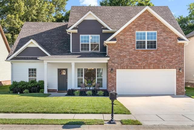 1264 Golden Eagle Way, Clarksville, TN 37040 (MLS #RTC2263134) :: Oak Street Group