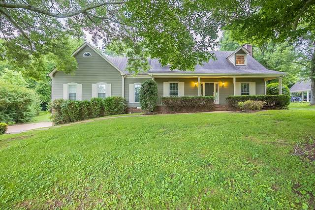 1428 Red Oak Dr, Brentwood, TN 37027 (MLS #RTC2263145) :: Kimberly Harris Homes