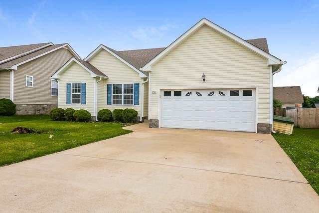 3741 N Jot Dr, Clarksville, TN 37040 (MLS #RTC2263169) :: John Jones Real Estate LLC