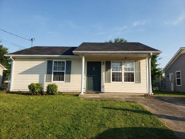 1121 Keith Ave, Oak Grove, KY 42262 (MLS #RTC2263188) :: Team George Weeks Real Estate
