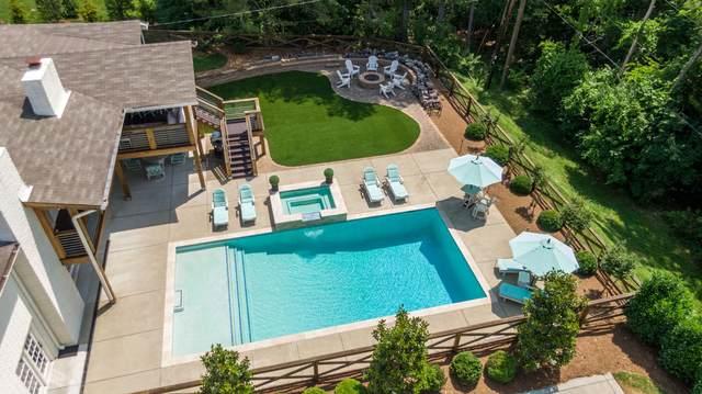 5898 E Ashland Dr, Nashville, TN 37215 (MLS #RTC2263195) :: Morrell Property Collective | Compass RE