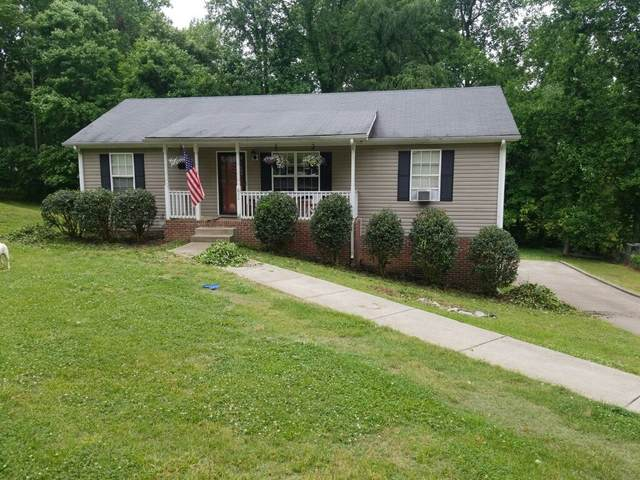 620 Rocky Hill Rd, Clarksville, TN 37042 (MLS #RTC2263202) :: Village Real Estate