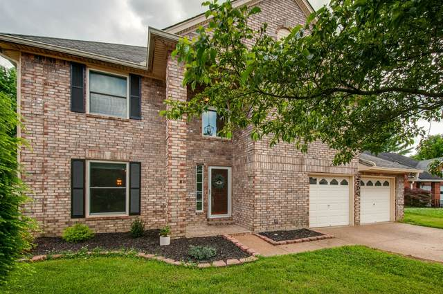 2700 Fleet Dr, Hermitage, TN 37076 (MLS #RTC2263212) :: Team Jackson | Bradford Real Estate