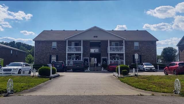 410 Jack Miller Blvd F, Clarksville, TN 37042 (MLS #RTC2263213) :: Cory Real Estate Services