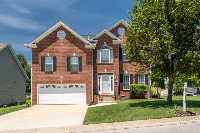 6164 Hampton Hall Way, Hermitage, TN 37076 (MLS #RTC2263219) :: Your Perfect Property Team powered by Clarksville.com Realty